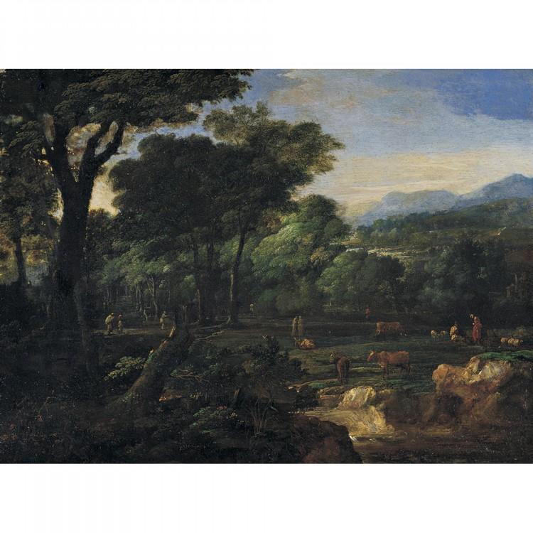 EGLON HENDRICK VAN DER NEER AMSTERDAM CIRCA 1634 - 1703 DÜSSELDORF