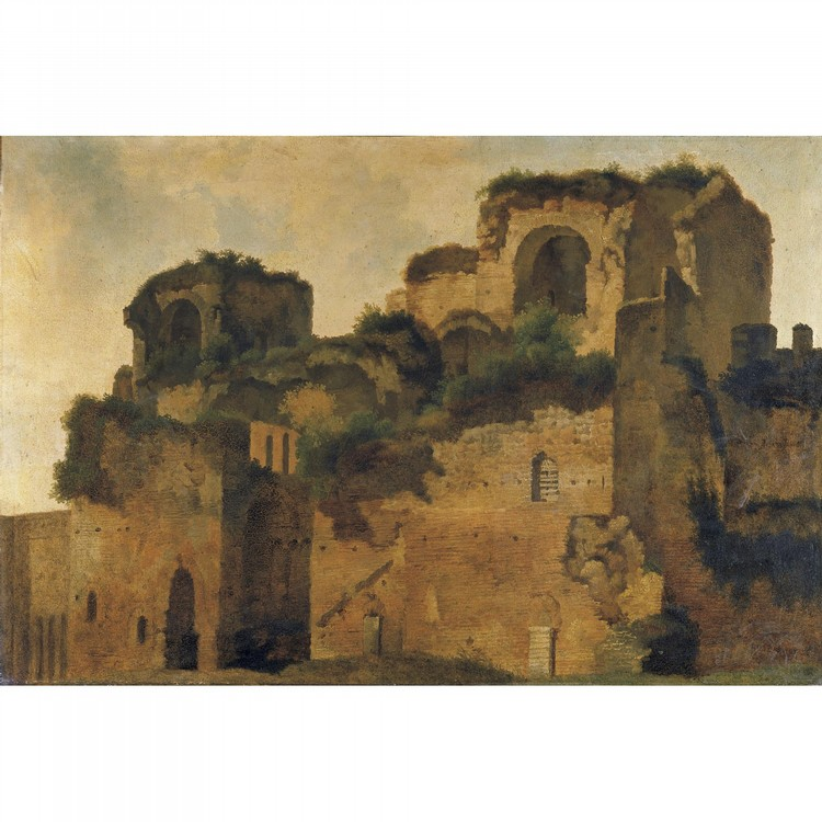 FRANÇOIS-MARIUS GRANET AIX-EN-PROVENCE 1775 - 1849 MALVALAT