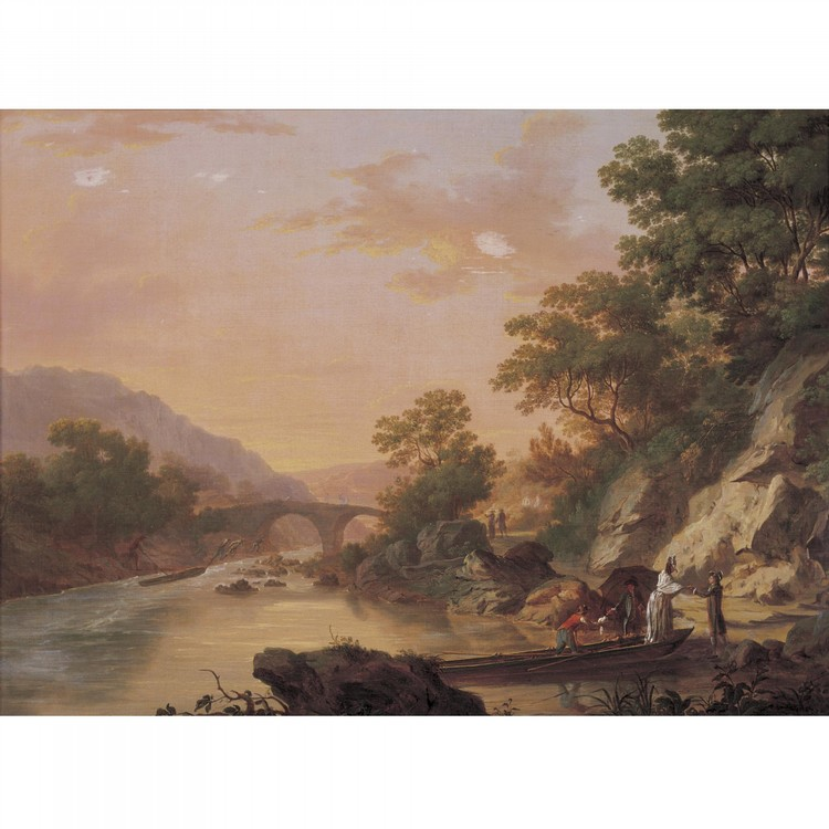 WILLIAM ASHFORD, P.R.H.A. BIRMINGHAM CIRCA 1746-1824 DUBLIN