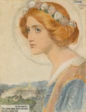 ANTHONY FREDERICK AUGUSTUS SANDYS | St. Dorothy