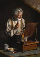 CHARLES SPENCELAYH | Visitors Expected