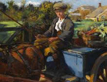 STANHOPE ALEXANDER FORBES, R.A. | The Huckster