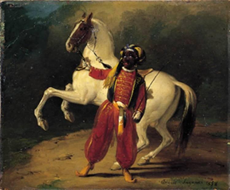 ANGELO INGANNI (BRESCIA 1807 - GUSSAGO 1880)