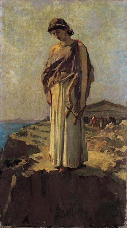 DOMENICO MORELLI (NAPOLI 1826 - 1901)