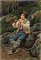 NAZZARENO CIPRIANI (ROMA 1843 - 1923), Nazzareno Cipriani, Click for value