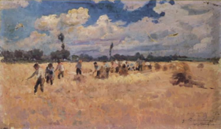 GIUSEPPE PENNASILICO (NAPOLI 1861 - GENOVA 1940)