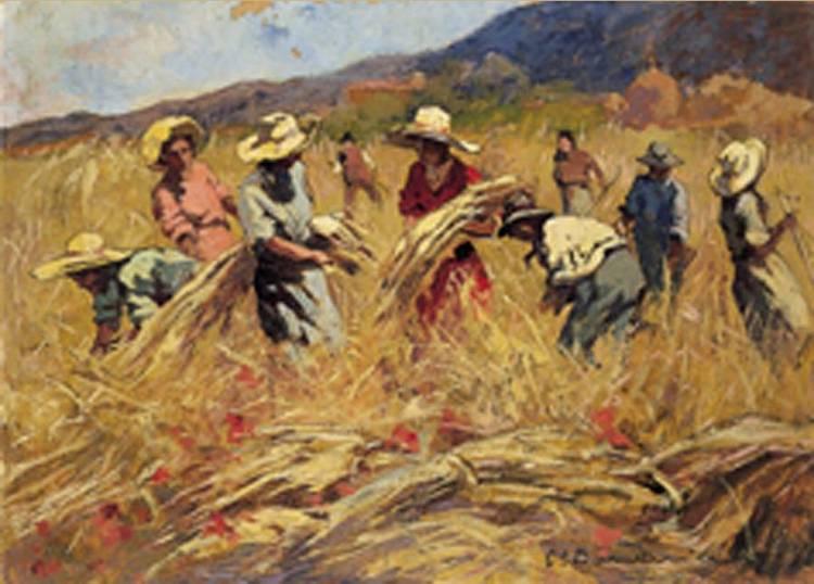 CARLO DOMENICI (LIVORNO 1898 - VALDANA DI PORTOFERRAIO 1981)