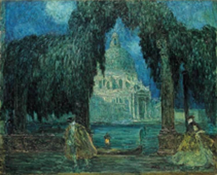 RODOLFO PAOLETTI (VENEZIA 1866 - MILANO 1934)