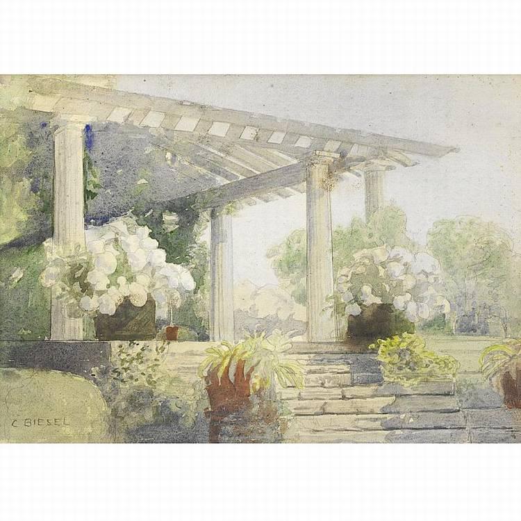 CHARLES BIESEL 1865-1945