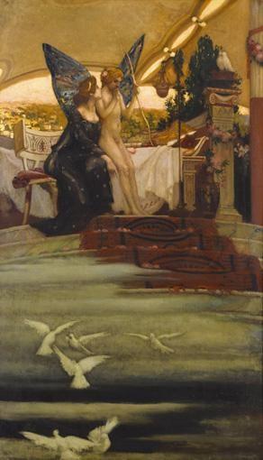 AUGUSTE-FRANÇOIS-MARIE GORGUET (PARIS 1862 - ? 1927)