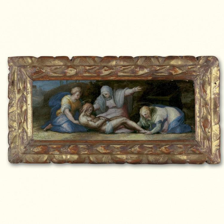 GIOVANNI BATTISTA NALDINI FIESOLE CIRCA 1537 - 1591 FLORENCE