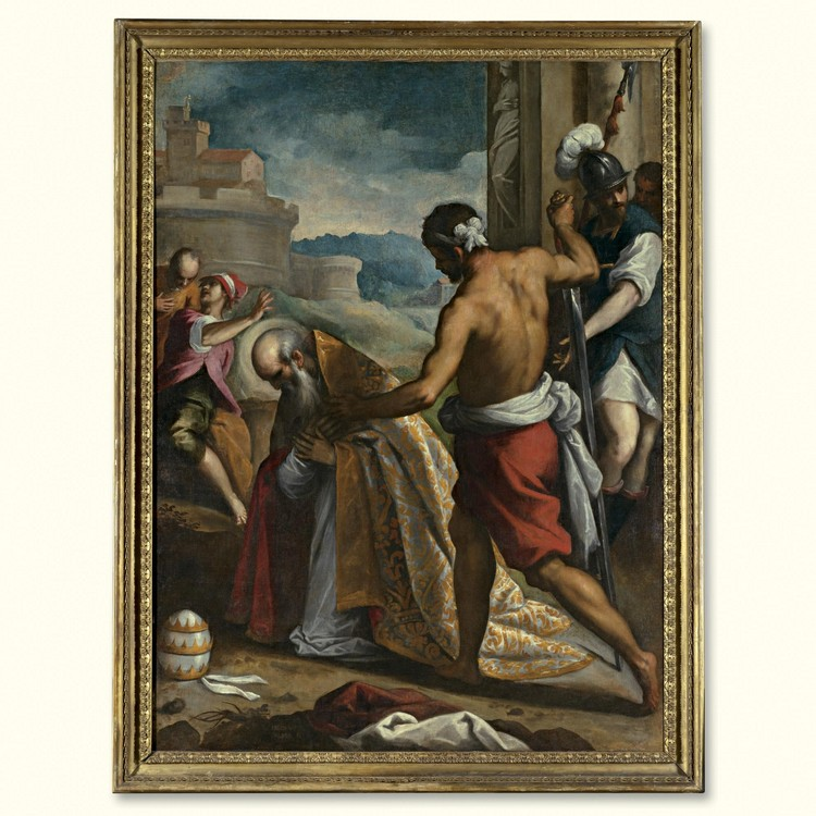 JACOPO PALMA IL GIOVANE VENICE 1544-1628