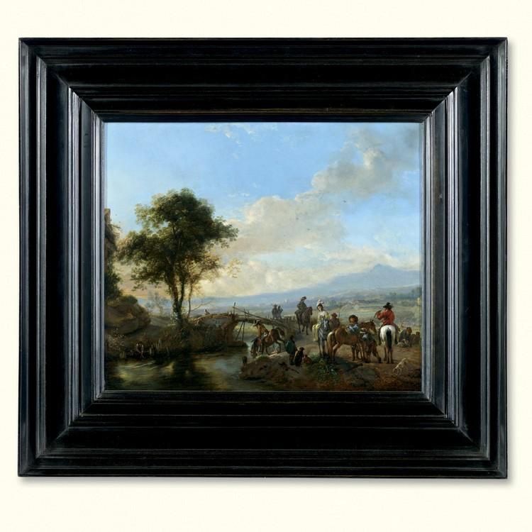 PHILIPS WOUWERMAN HAARLEM 1619 - 1668