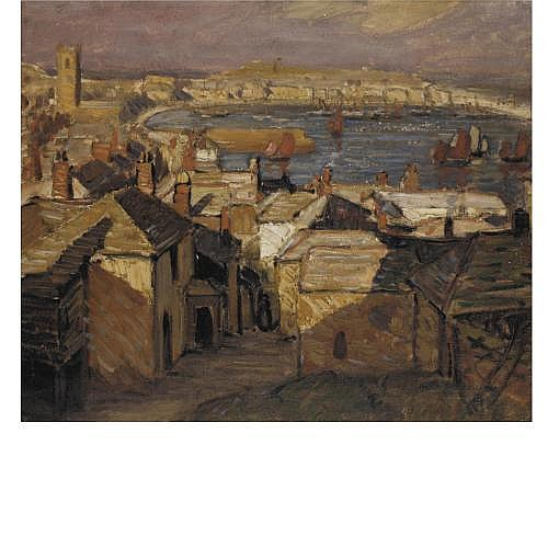 Claude Barry, 1883-1970 , st ives