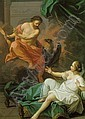 ETIENNE JEAURAT VERMENTON 1699-1789 VERSAILLES, Etienne Jeaurat, Click for value