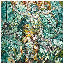 ARNALDO ROCHE-RABELL (B. 1955) | The Hug