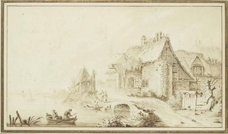 FRANZ EDMUND WEIROTTER INNSBRUCK 1733 - VIENNE 1771