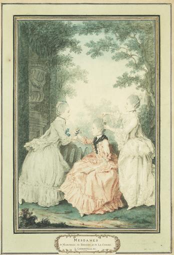 LOUIS CARROGIS DIT CARMONTELLE 1717-1806