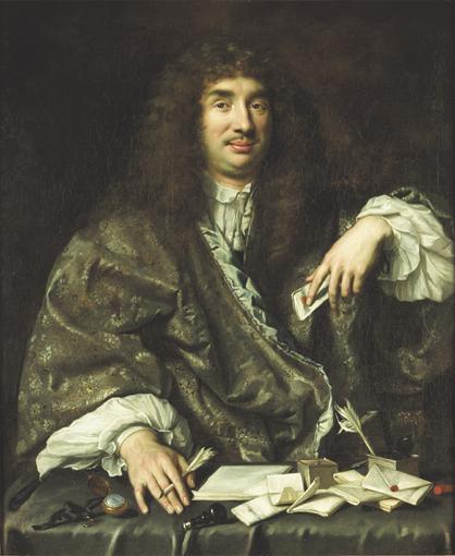 ATTRIBUÉ À CLAUDE LEFEBVRE FONTAINEBLEAU 1632 - PARIS 1675