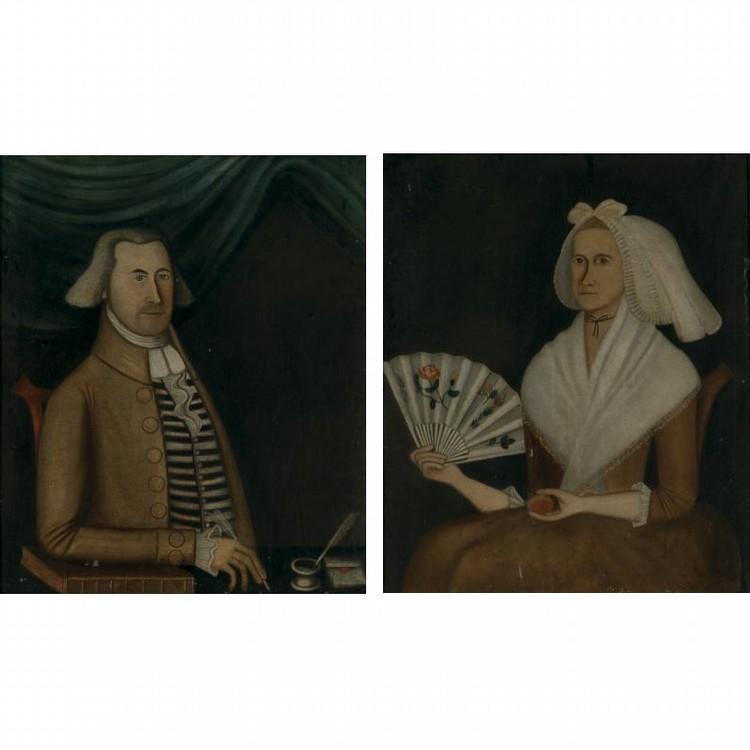 RUFUS HATHAWAY (1770-1822)