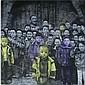 f - Li Tianbing , B. 1974 Image collective devant la porte oil on canvas, Li Tianbing, Click for value