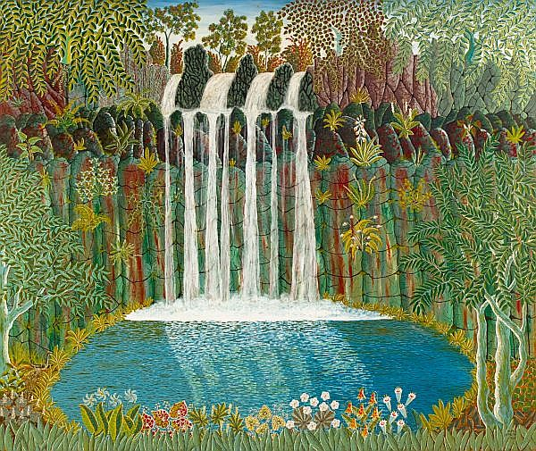 - HENRI BASTIN , Australian 1896 - 1979 