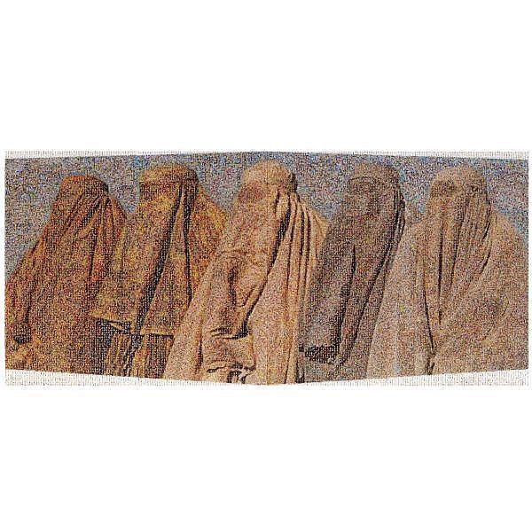 - Rashid Rana , Veil IV Photograph, Print