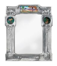 A CELTIC REVIVAL MIRROR | A Celtic Revival Mirror