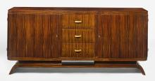 A FRENCH ART DECO SIDEBOARD | A French Art Deco Sideboard