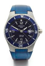 CERTINA | A STAINLESS STEEL CENTRE SECONDS DIVER'S WATCH WITH DATE<br />CASE 260.7182.42.56 TYPE X-02 CIRCA 2010