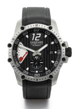 CHOPARD | A STAINLESS STEEL AUTOMATIC WRISTWATCH WITH DATE AND POWER RESERVE<br />CASE 1800647 CLASSIC RACING SUPERFAST CIRCA 2014
