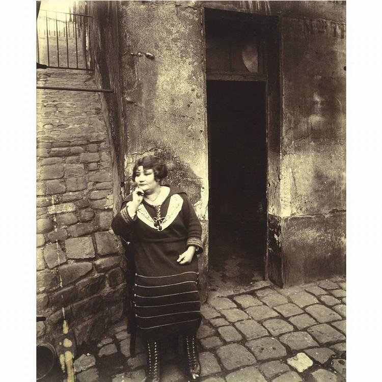 EUGÈNE ATGET 1857-1927