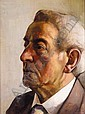 STEPHEN CONROY B. 1964 PORTRAIT OF THE ARTIST EMILIO COIA, Stephen Conroy, Click for value