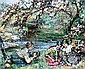 EDWARD ATKINSON HORNEL 1864-1933 THE BIRD'S NEST, E A Hornel, Click for value