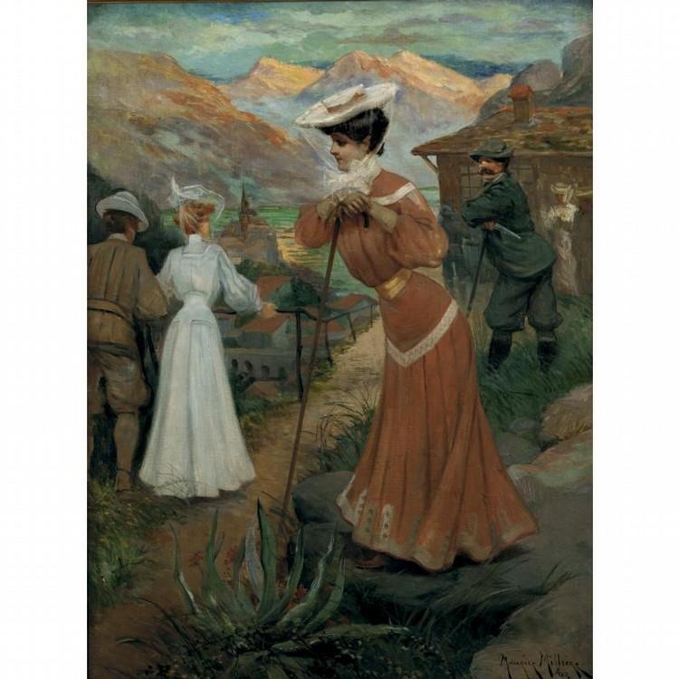 MAURICE MILLIÈRE 1871-1946