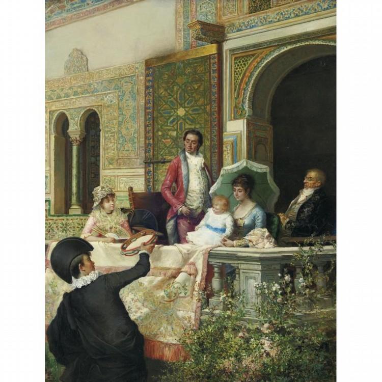 MANUEL WSSEL DE GUIMBARDA 1833-1907