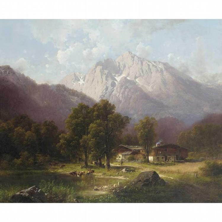 KARL MILLNER 1825-1894