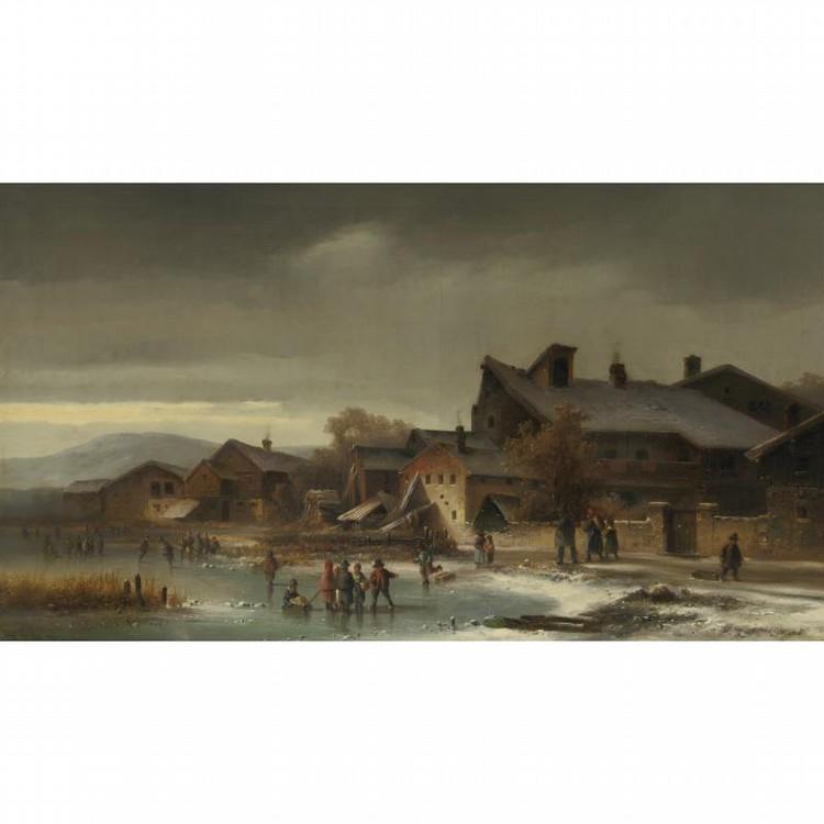 ANTON DOLL 1826-1887