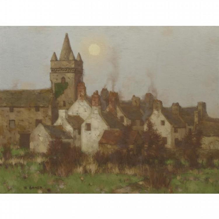 u,l - DAVID GAULD, R.S.A. 1865-1936