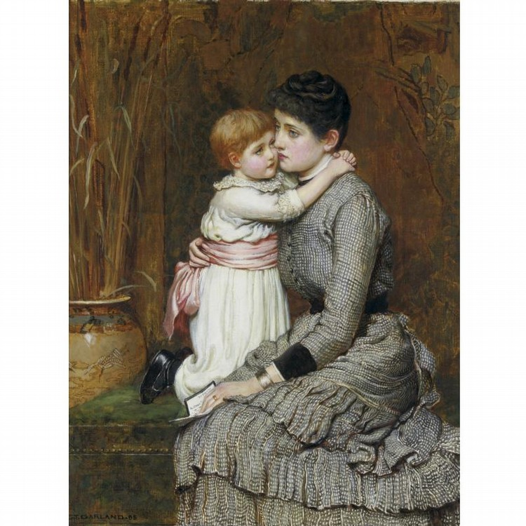 CHARLES TREVOR GARLAND 1855-1906