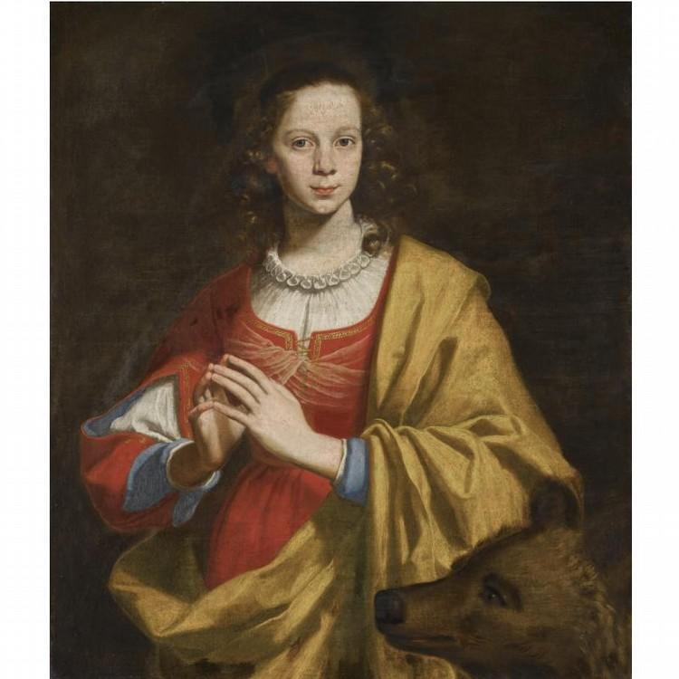 LORENZO LIPPI FLORENCE 1606 - 1665