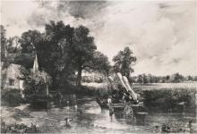PETER KENNARD   Haywain, Constable (1821) Cruise Missiles U.S.A. (1981)