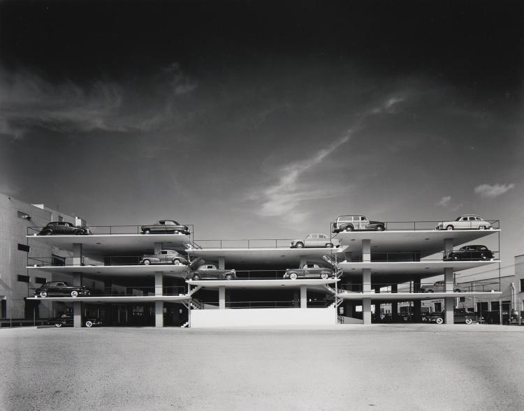 EZRA STOLLER | Parking Garage, Miami