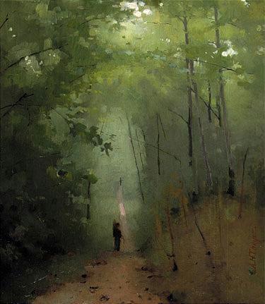 l Abbott H. Thayer (1849-1921)