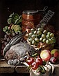 CHARLES THOMAS BALE, FL.1865-1875 STILL LIFE WITH FRUIT AND GAME, Charles Thomas Bale, Click for value