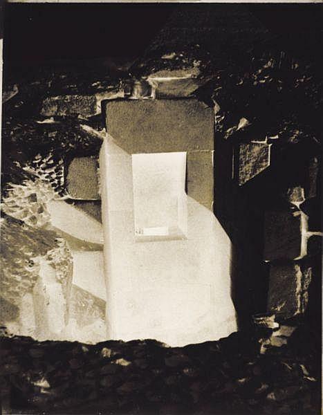 John Beasley Greene (1832-1856) , Egypte, Tombeau exhumé, années 1850
