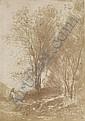 Constant Dutilleux (1807-1865) , Paysages, années 1850   , Constant Dutilleux, Click for value
