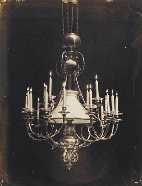 Charles Nègre (1820-1880) , Lustre, années 1850