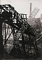 Germaine Krull (1897-1985) , Trois études d'usines, vers 1925-28   , Germaine Krull, Click for value