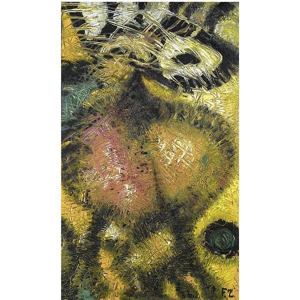 Fahrelnissa Zeid , 1901-1991 Le Minautore (The Minotaur) oil on canvas